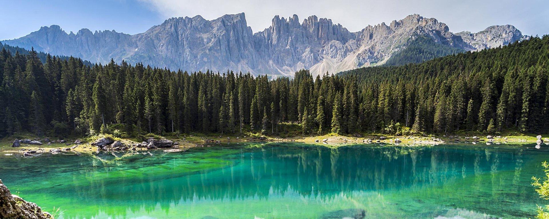 Landkarte Der Dolomiten